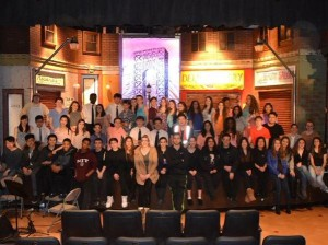 "Cast and Crew of ""In the Heights"""